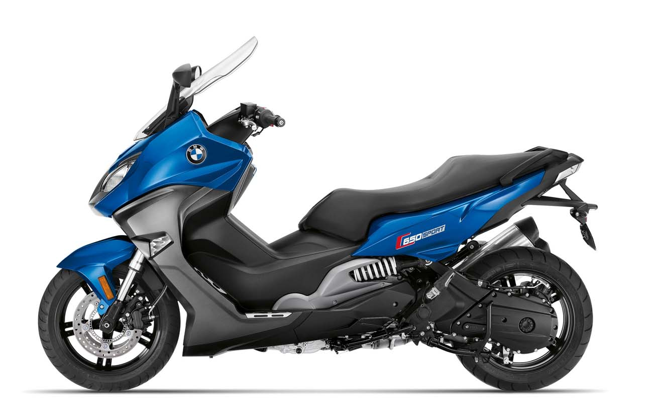 BMW C 650 Sport technical specifications